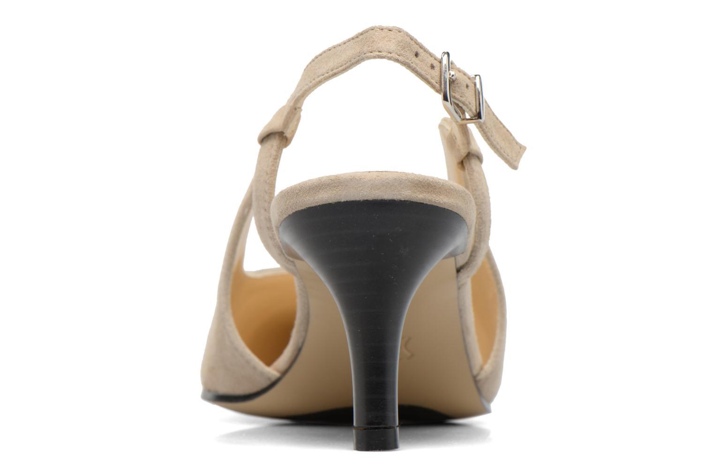 High heels Elizabeth Stuart Rany 300-2 Black view from the right
