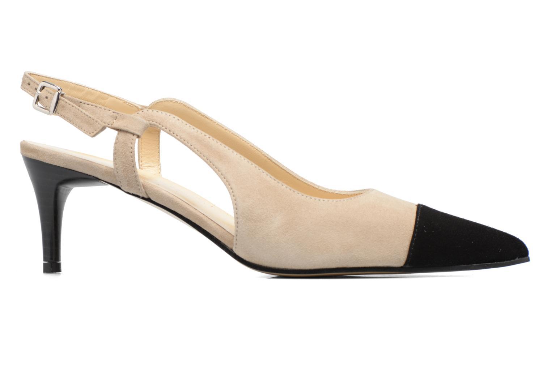High heels Elizabeth Stuart Rany 300-2 Black back view