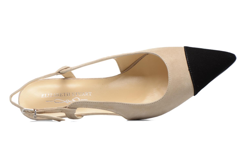 High heels Elizabeth Stuart Rany 300-2 Black view from the left
