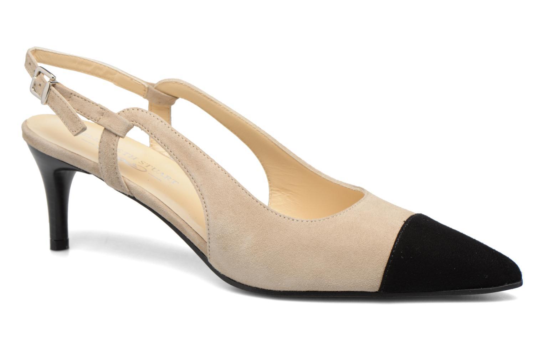 High heels Elizabeth Stuart Rany 300-2 Black detailed view/ Pair view