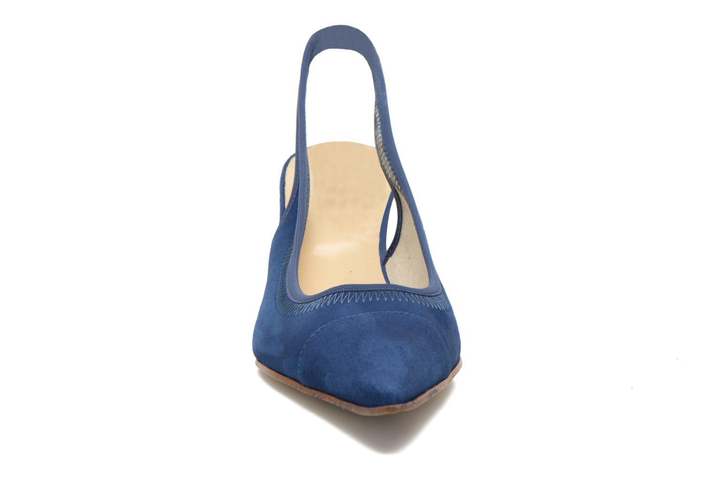 Escarpins Elizabeth Stuart Raval 300 Bleu vue portées chaussures