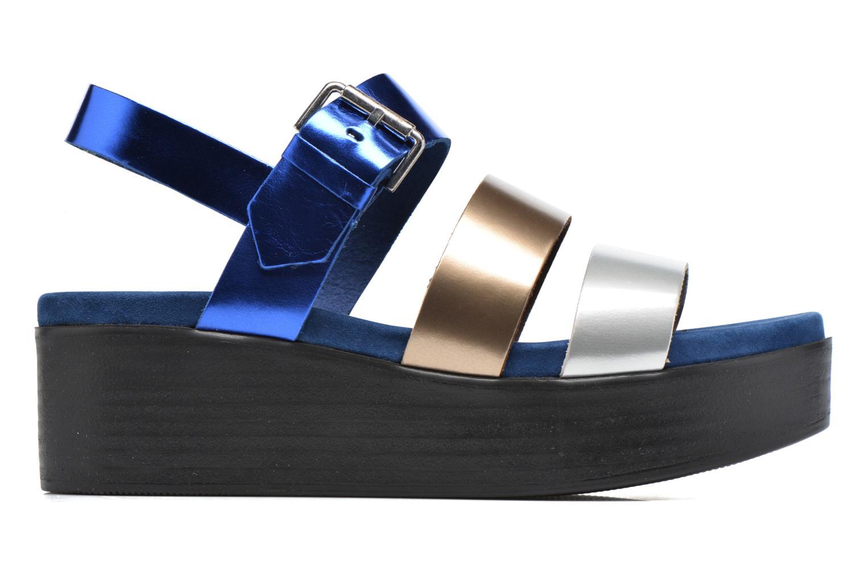 Sandales et nu-pieds Elizabeth Stuart Tabriz 382-3 Bleu vue derrière