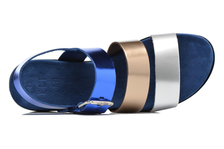 Sandales et nu-pieds Elizabeth Stuart Tabriz 382-3 Bleu vue gauche