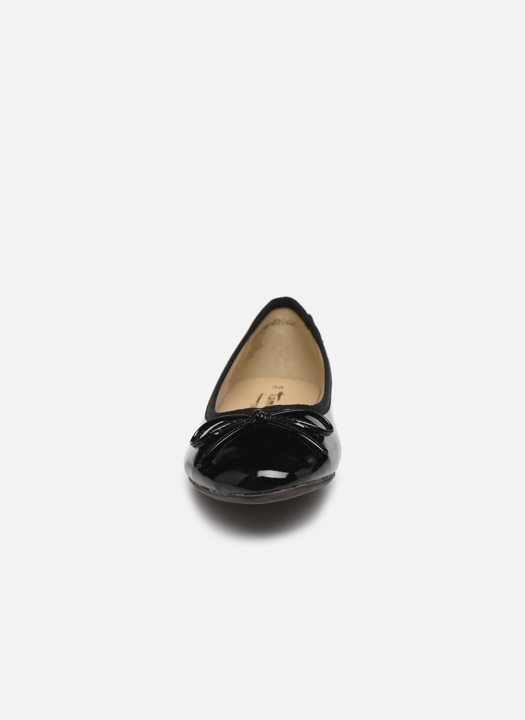 Lotusa Black Patent