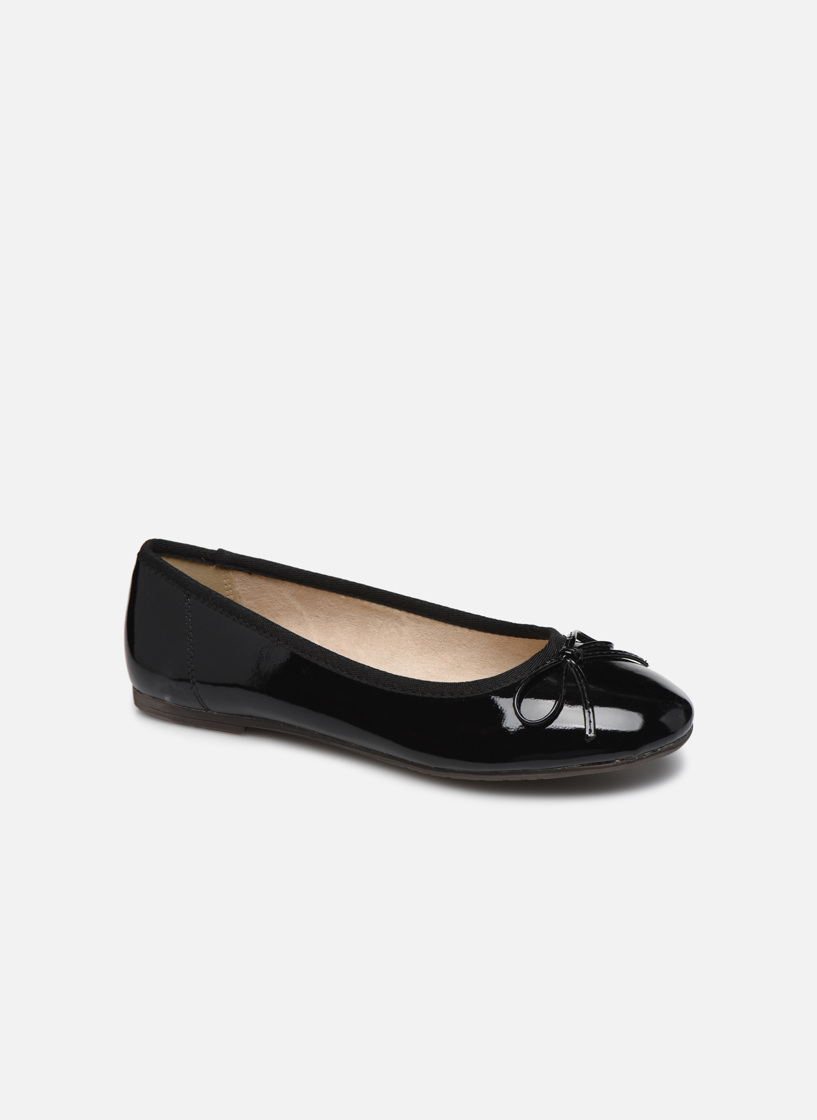 Lotusa Black Patent