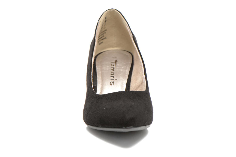Escarpins Tamaris Peruna Noir vue portées chaussures