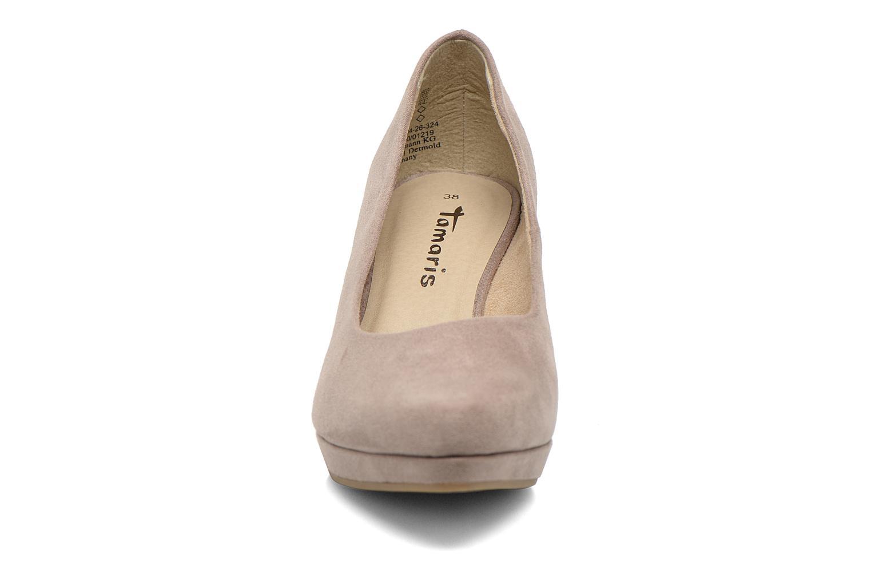 Escarpins Tamaris Rucuhy 2 Beige vue portées chaussures