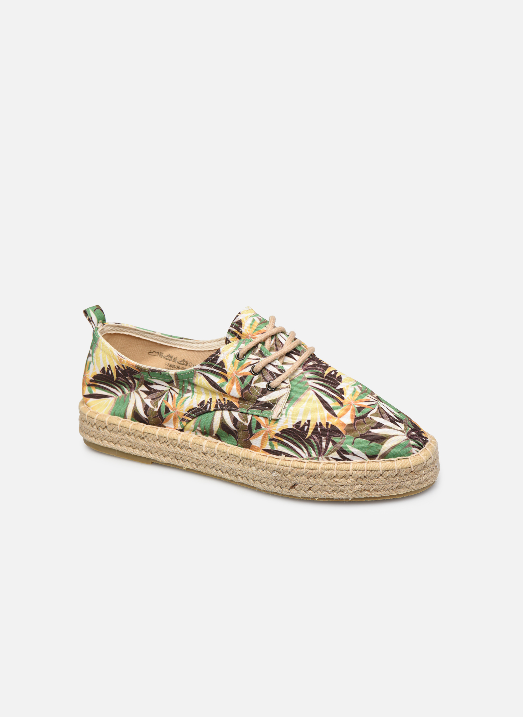 Chaussures à lacets Femme Glorira