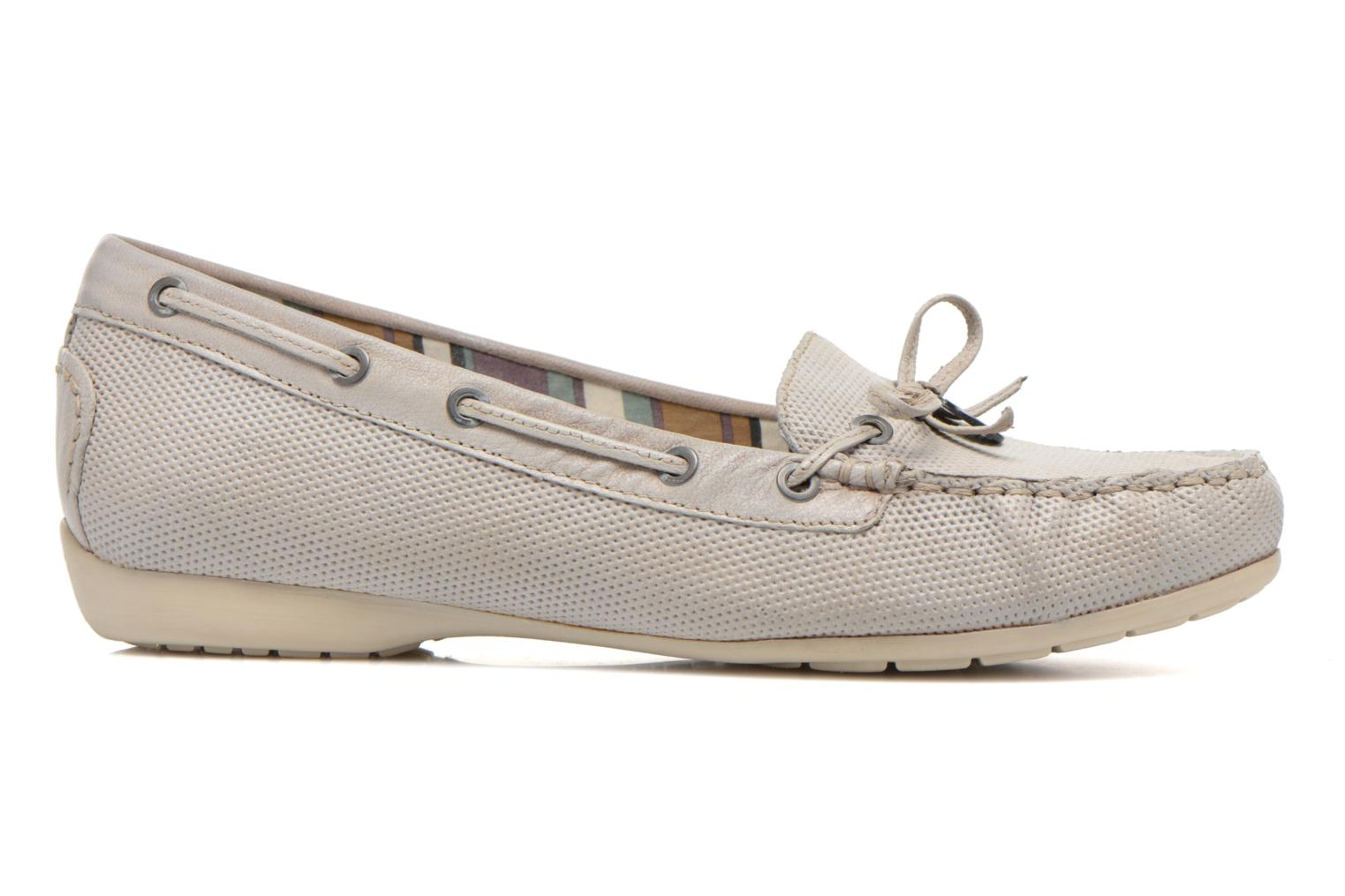 Loafers Tamaris Lipsy 2 Beige back view