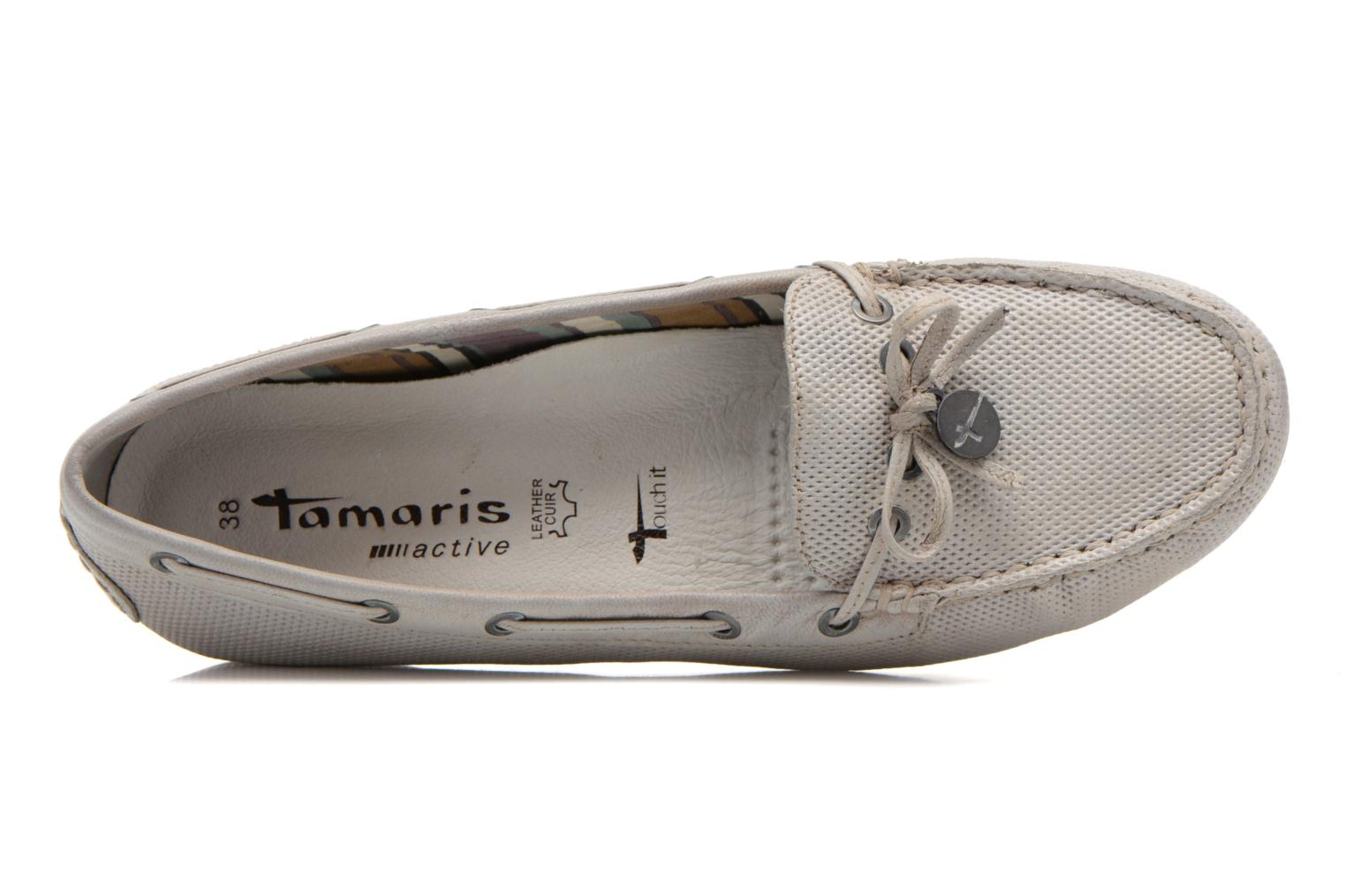 Loafers Tamaris Lipsy 2 Beige view from the left