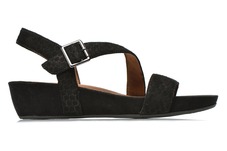 Sandales et nu-pieds Tamaris Gipoma Noir vue derrière