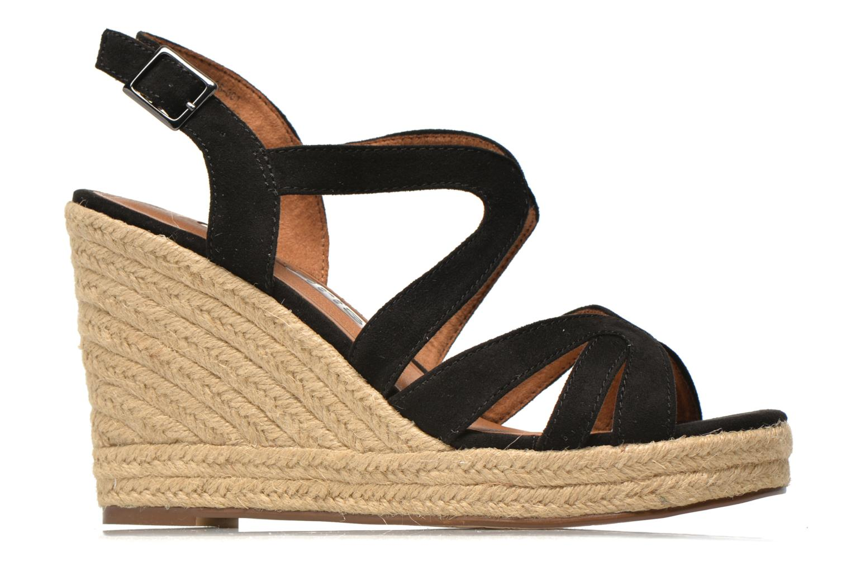Sandales et nu-pieds Tamaris Pobafu Noir vue derrière