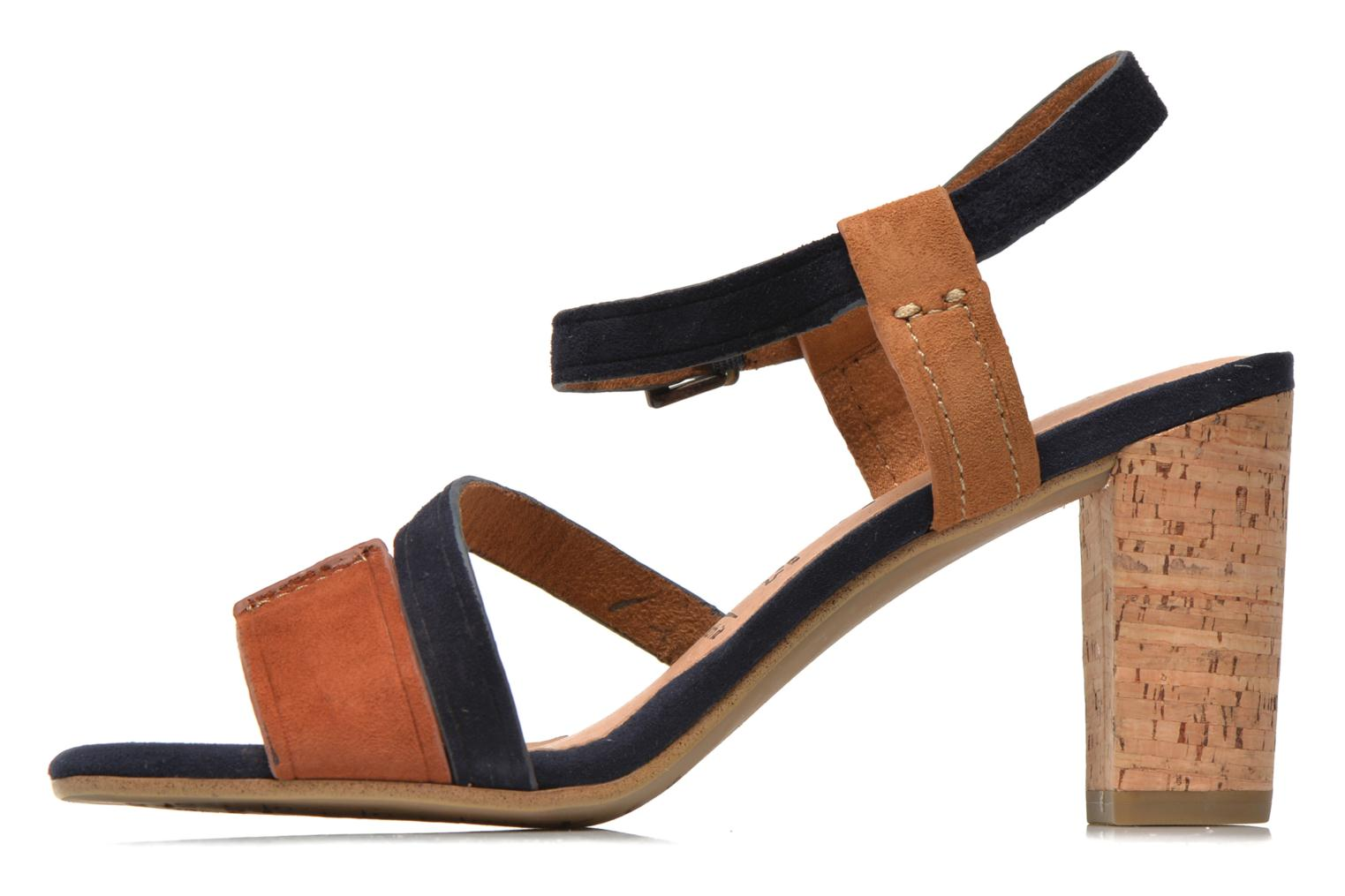 Mosuly Navy Suede Com