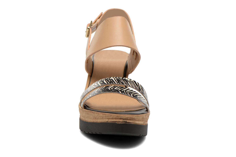 Sandales et nu-pieds Tamaris Dukoka Multicolore vue portées chaussures