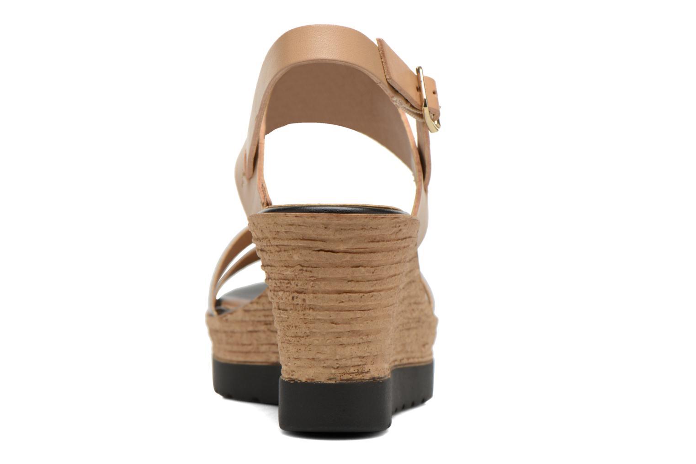 Sandales et nu-pieds Tamaris Dukoka Multicolore vue droite