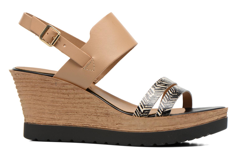 Sandales et nu-pieds Tamaris Dukoka Multicolore vue derrière