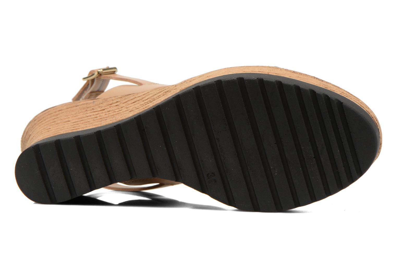 Sandales et nu-pieds Tamaris Dukoka Multicolore vue haut