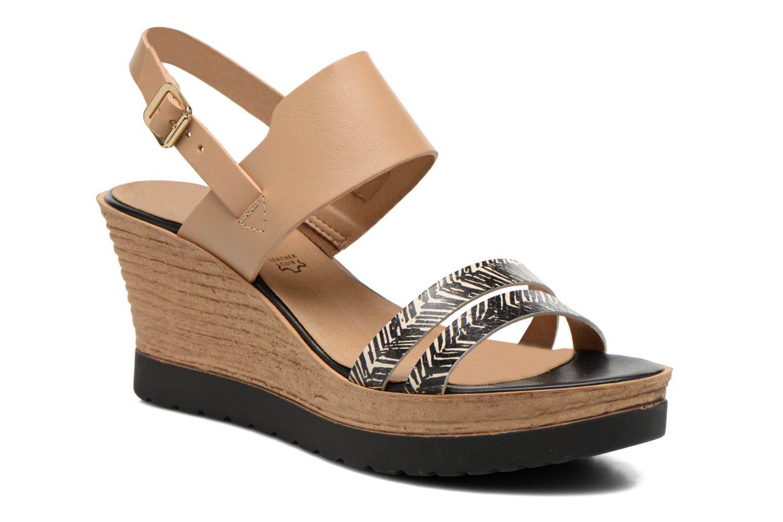 Sandales et nu-pieds Tamaris Dukoka Multicolore vue détail/paire
