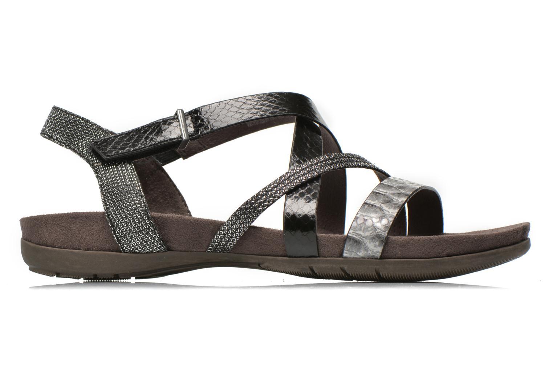 Sandales et nu-pieds Tamaris Nurina Noir vue derrière