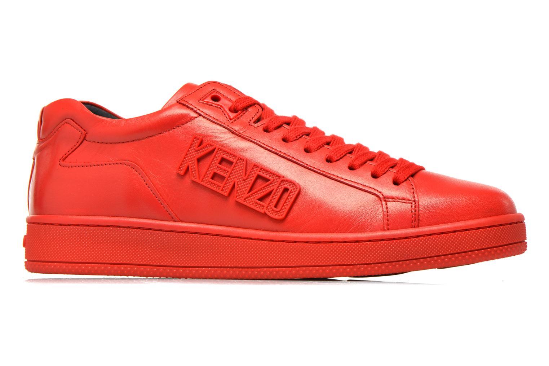 Baskets Kenzo Tennix Rouge vue derrière