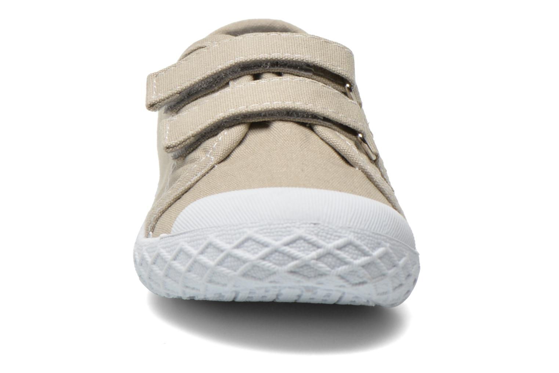 Baskets Chicco Cambridge Beige vue portées chaussures
