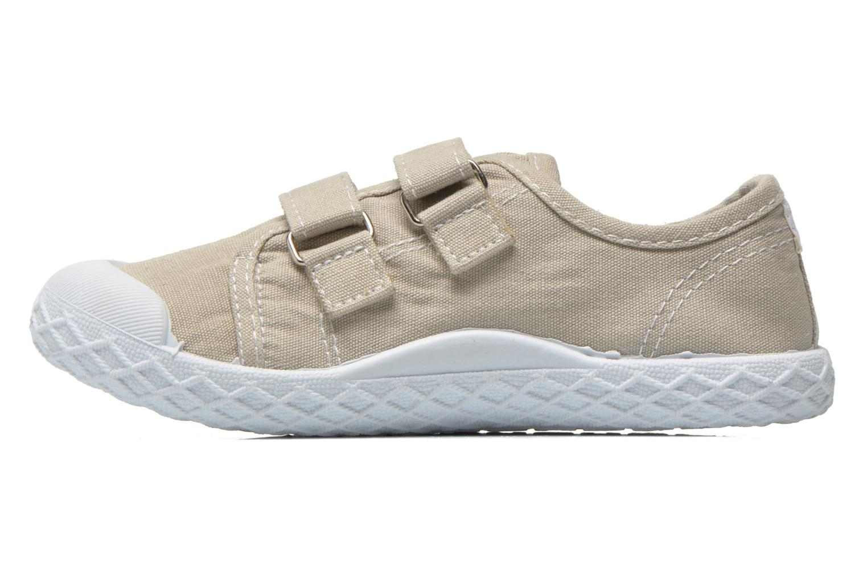 Sneaker Chicco Cambridge beige ansicht von vorne