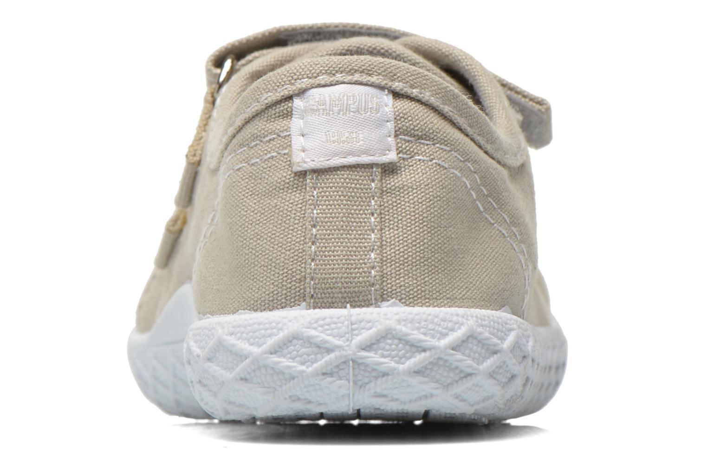 Sneaker Chicco Cambridge beige ansicht von rechts