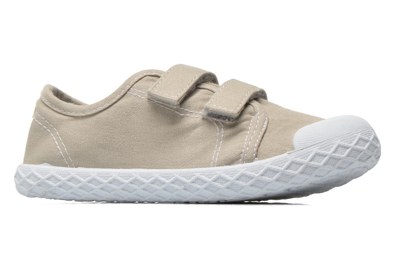 Sneaker Chicco Cambridge beige ansicht von hinten