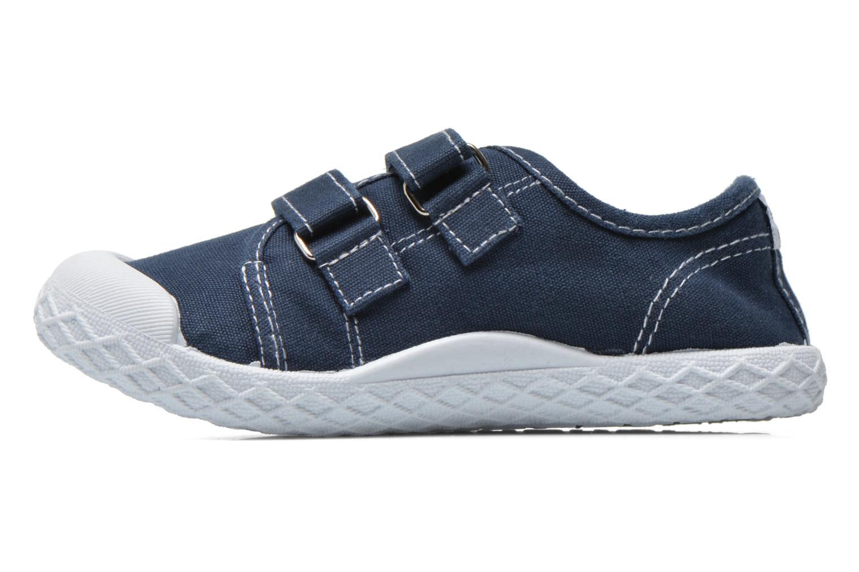 Sneaker Chicco Cambridge blau ansicht von vorne