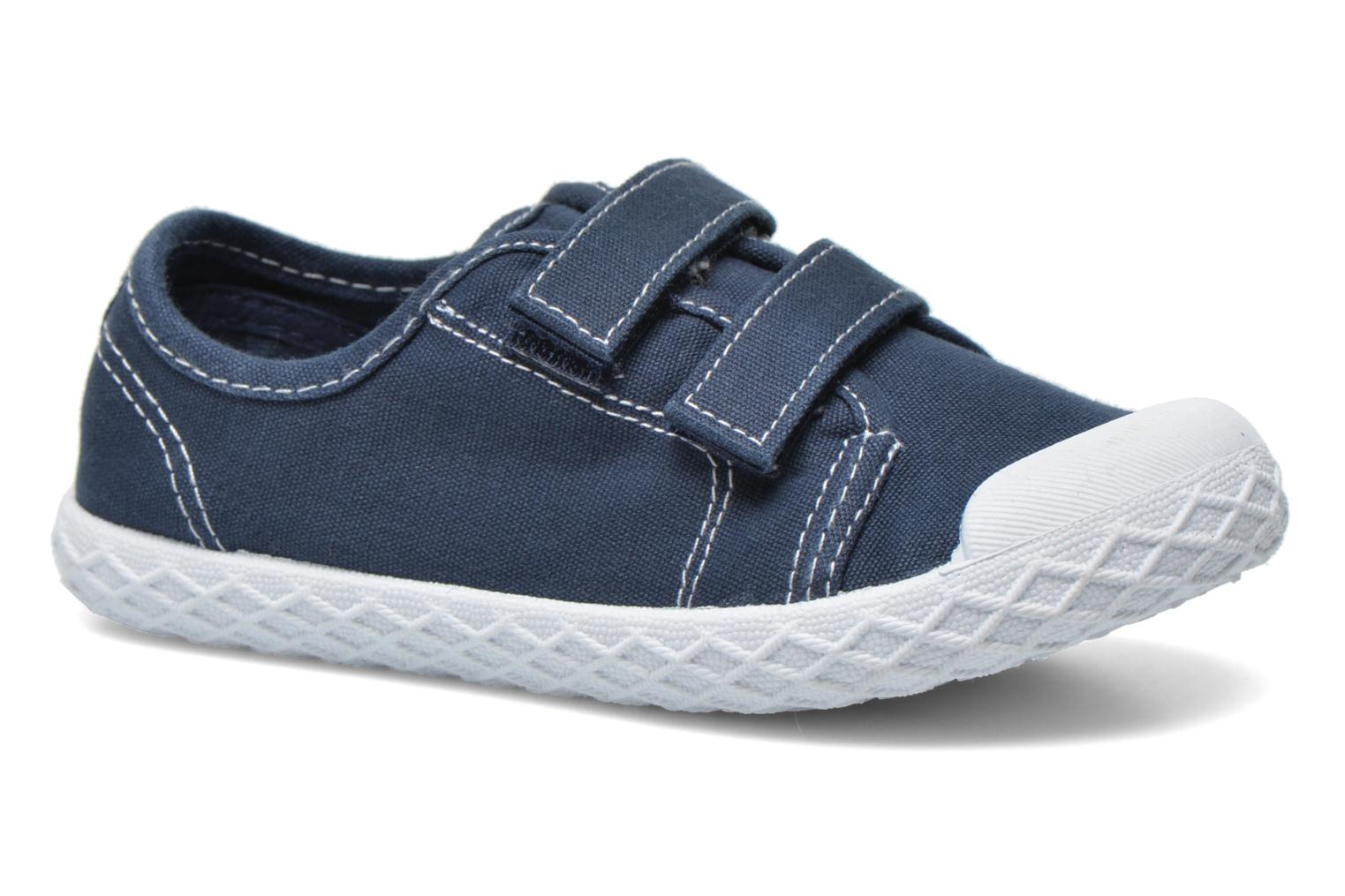 Sneakers Chicco Cambridge Blauw detail