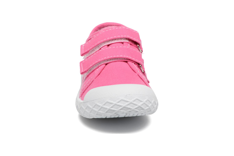 Baskets Chicco Cambridge Rose vue portées chaussures