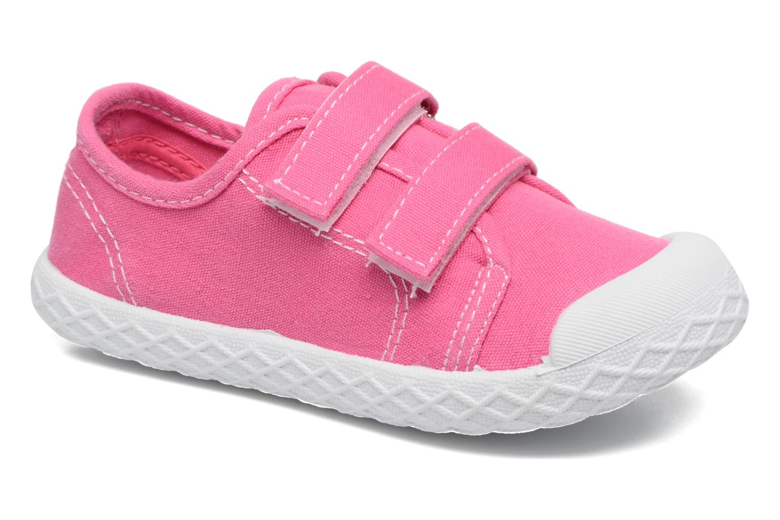 Trainers Chicco Cambridge Pink detailed view/ Pair view