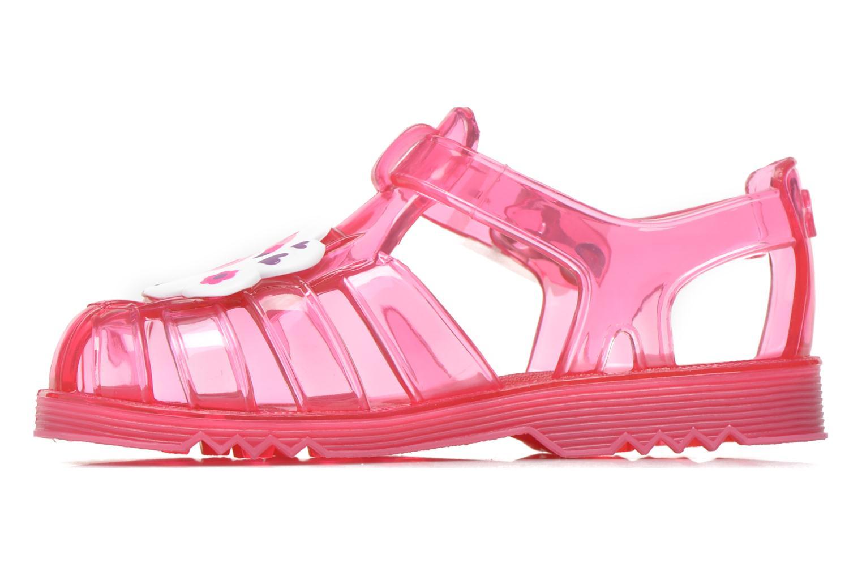 Sandales et nu-pieds Chicco Maxim Rose vue face