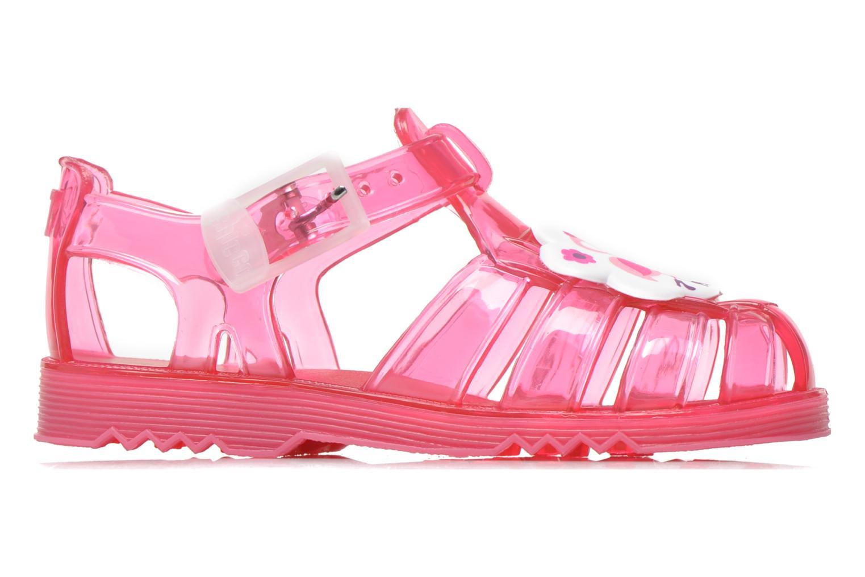 Sandales et nu-pieds Chicco Maxim Rose vue derrière