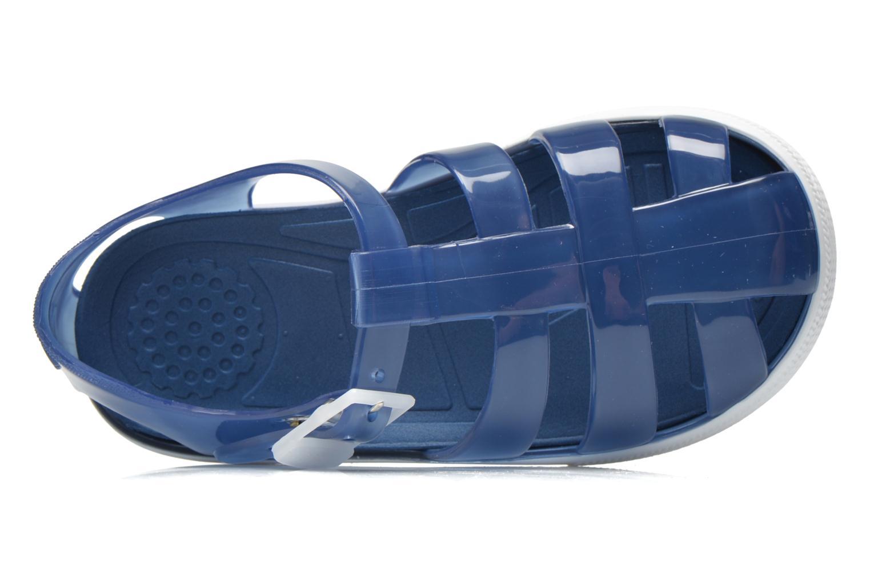 Sandales et nu-pieds Chicco Mike Bleu vue gauche