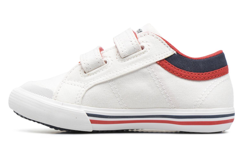 Sneakers Le Coq Sportif Saint Gaetan Inf Hvid se forfra