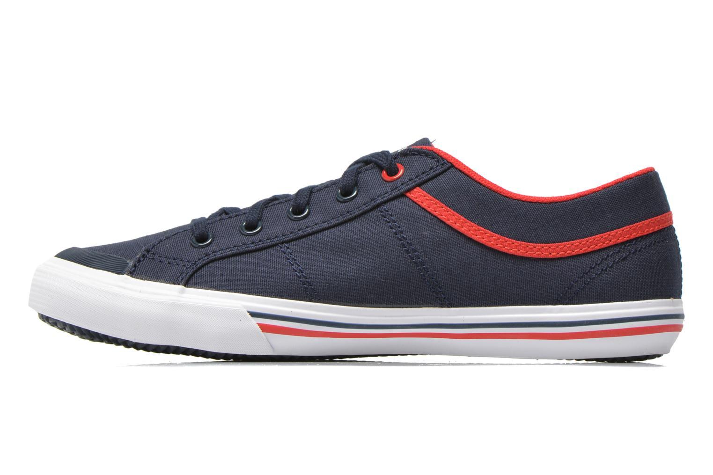 Sneakers Le Coq Sportif St Gaetan GS BOY cvs Azzurro immagine frontale