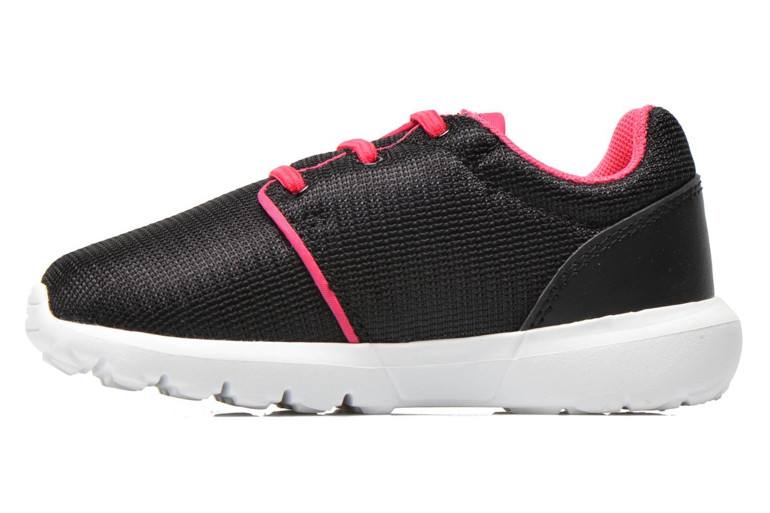 Dynacomf INF Mesh Black/Honeysuckle
