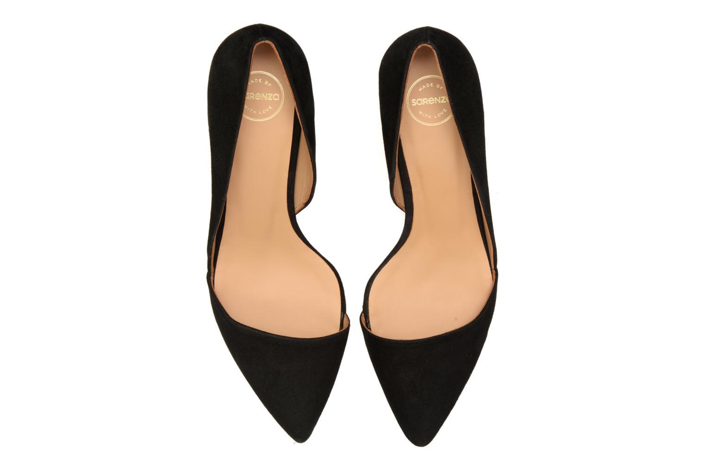 Escarpins Made by SARENZA Loulou au Luco #3 Noir vue portées chaussures