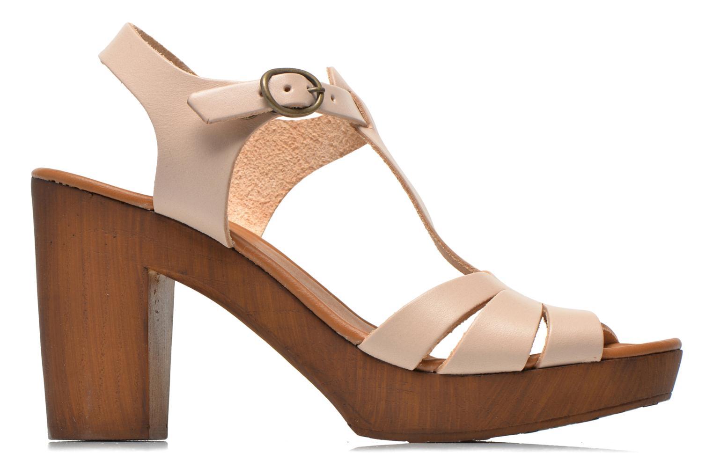 Sandali e scarpe aperte Georgia Rose Dobois Beige immagine posteriore