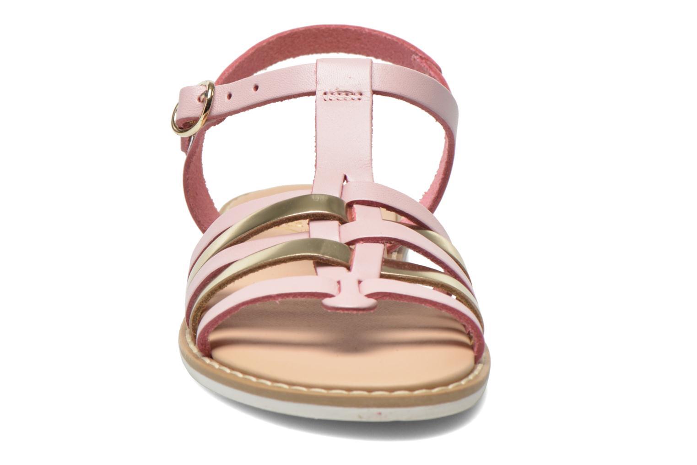Sandalias I Love Shoes Dobrides Rosa vista del modelo