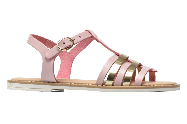 Sandales et nu-pieds I Love Shoes Dobrides Rose vue derrière