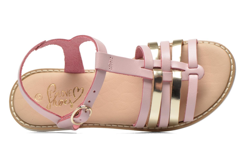Sandalias I Love Shoes Dobrides Rosa vista lateral izquierda
