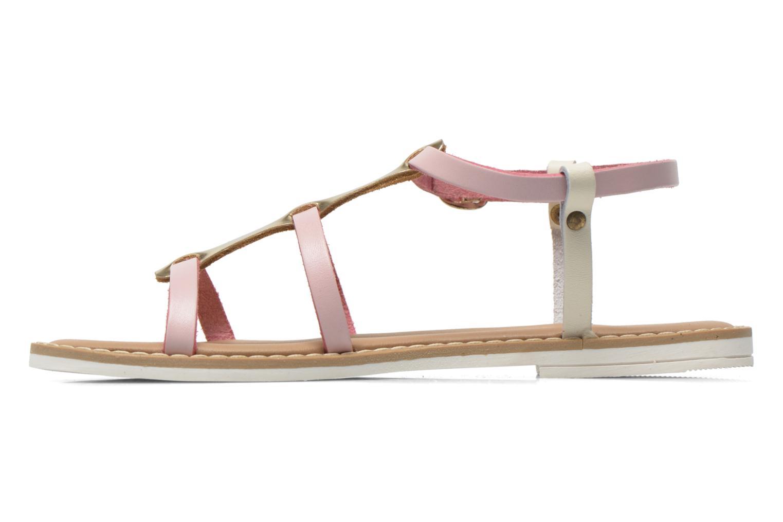 Sandalen I Love Shoes Dolsa rosa ansicht von vorne