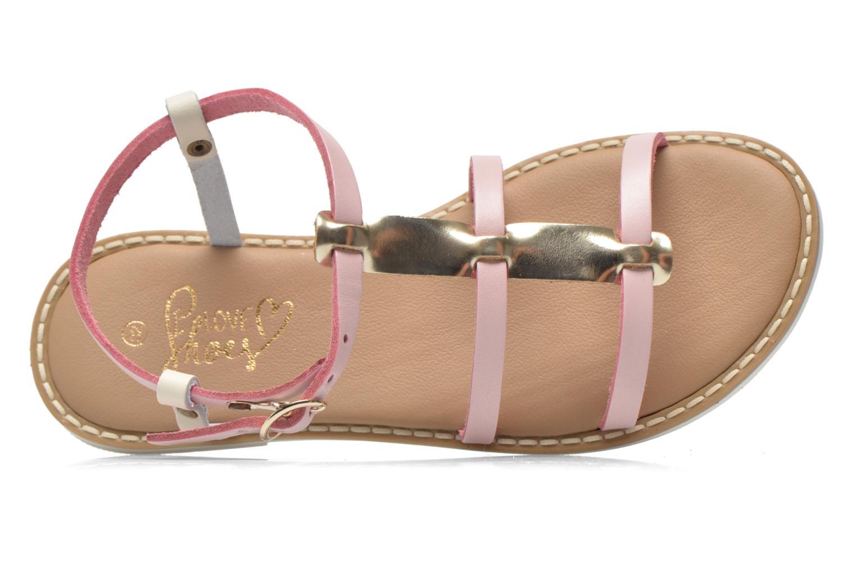Sandalen I Love Shoes Dolsa rosa ansicht von links