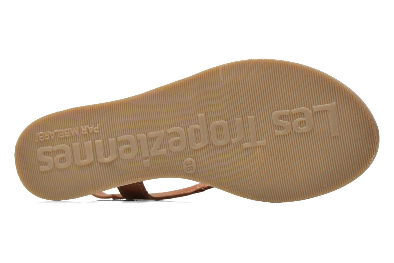 Sandals Les Tropéziennes par M Belarbi Horse Brown view from above