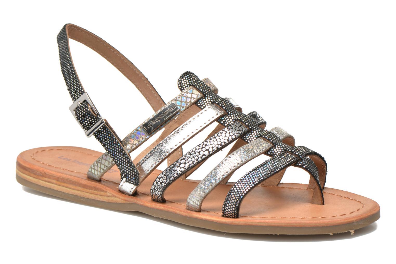 Grandes descuentos últimos zapatos Les Tropéziennes par M Belarbi Belinda (Plateado) - Sandalias Descuento