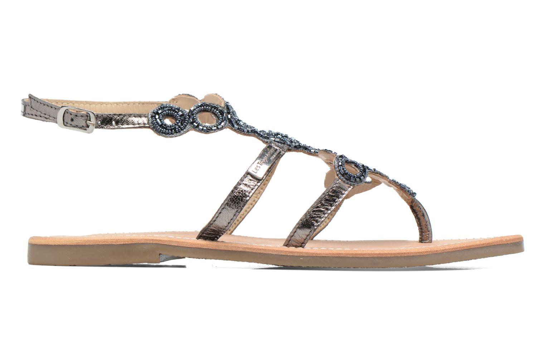 Sandali e scarpe aperte Les Tropéziennes par M Belarbi Ofelie Grigio immagine posteriore
