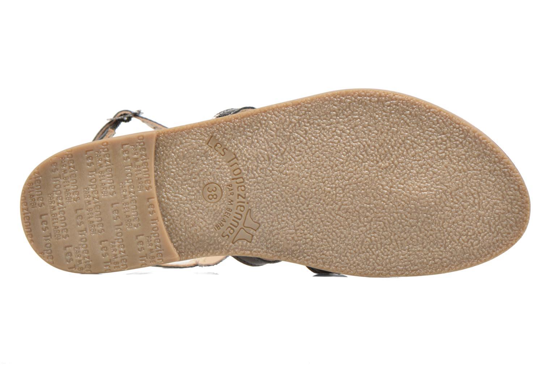Sandali e scarpe aperte Les Tropéziennes par M Belarbi Ofelie Grigio immagine dall'alto