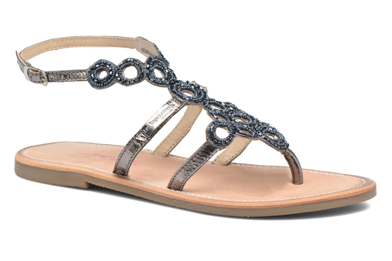 Zapatos promocionales Les Tropéziennes par M Belarbi Ofelie (Gris) - Sandalias   Zapatos casuales salvajes